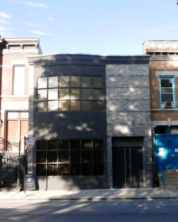 Alinea har varit stängd under våren för renovering och öppnade igen i mitten av maj.
